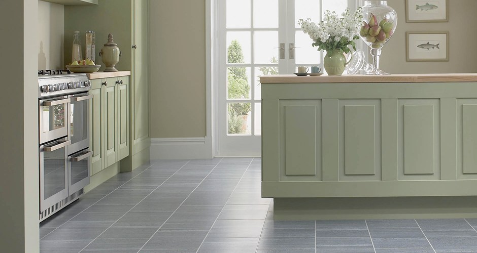 Flooring jenny junior interiors for Kitchen flooring
