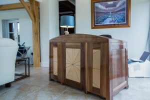 Bringing home classic style: The Bentley Desk